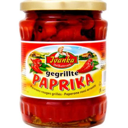 Natura Gegrillte Paprika (580 ml)