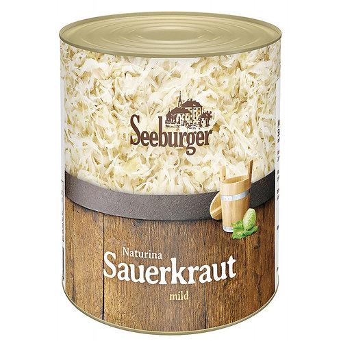 Seeburger Sauerkraut mild (810 g)