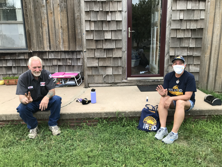 Porch Talks: An Unexpected Gift