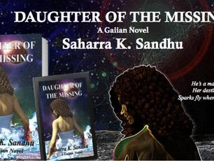 Author Saharra K. Sandhu
