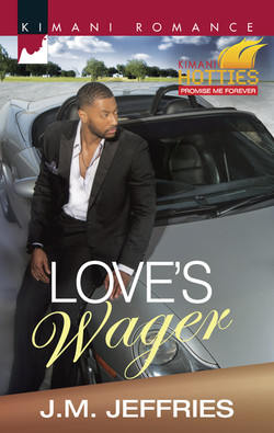 Love's Wager Front cover