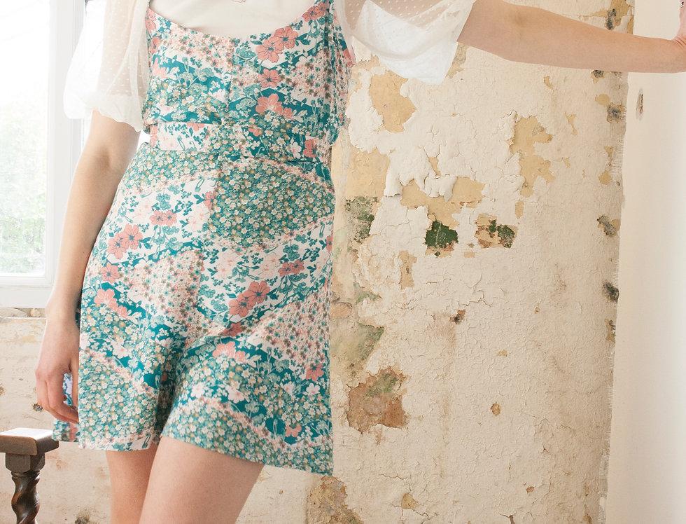 Summer Flower Playsuit
