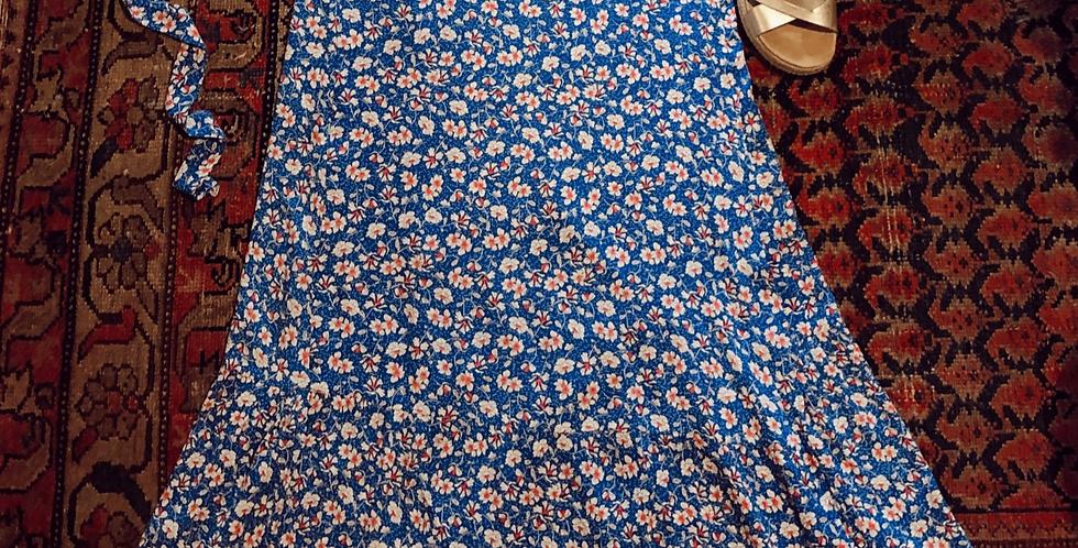 Bonita Wrap Skirt- Ditsy Floral