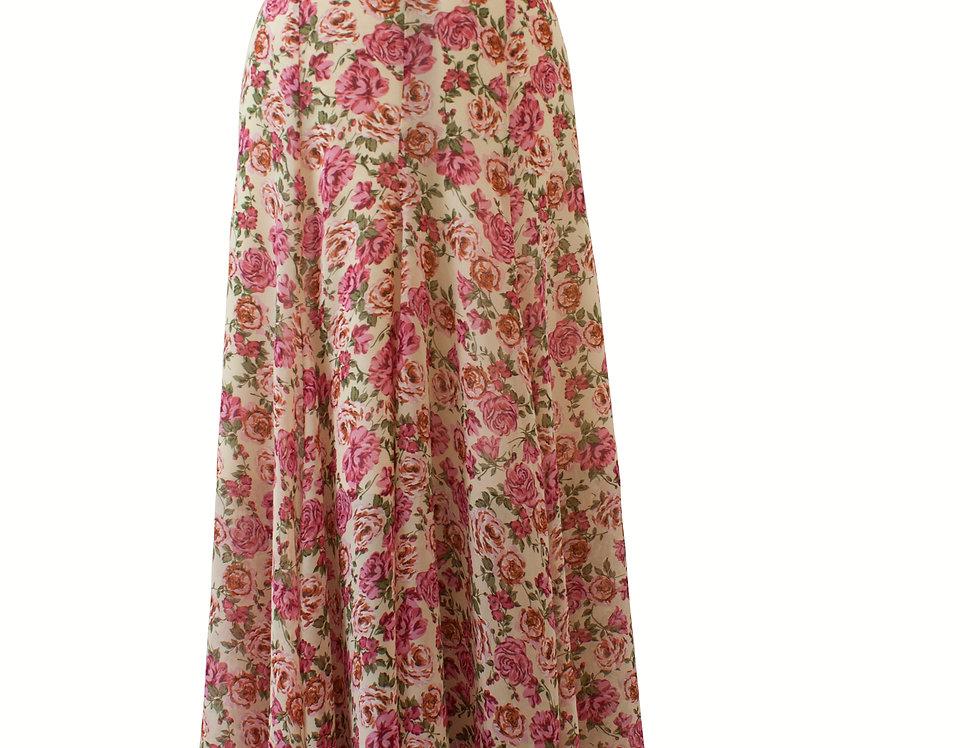Marrakesh Rose Skirt