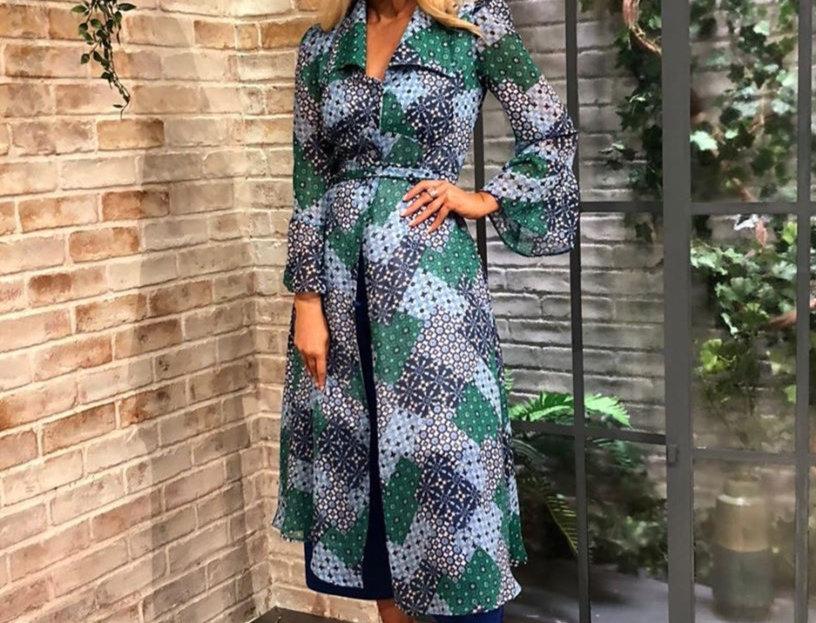 Cassablanca Midi Dress