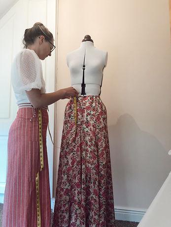 Monica Walsh Designer of Cobbler's Lane