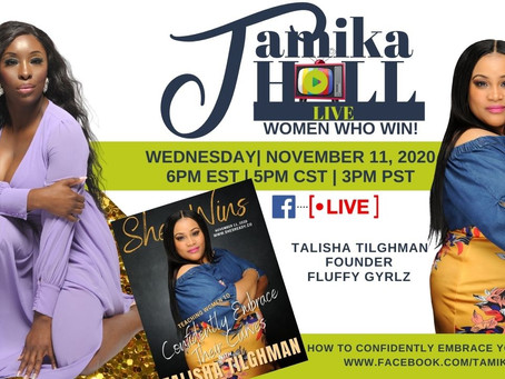 Women Who Win: Live with Talisha Tilghman