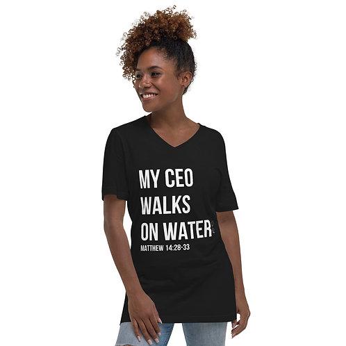 My CEO Walks on Water