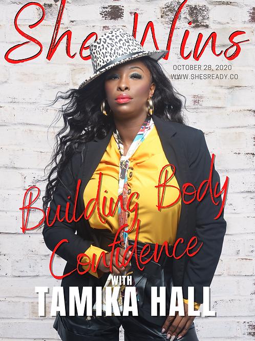 She Wins Magazine-Tamika Hall