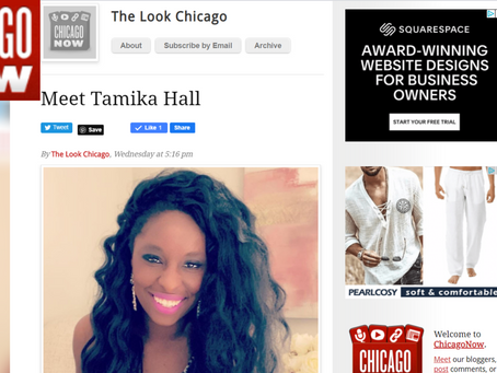 Chicago Now: Meet Tamika Hall