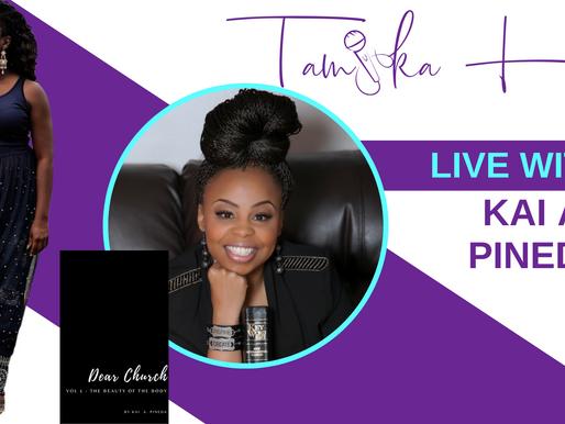 Kai A. Pineda Live with Tamika Hall