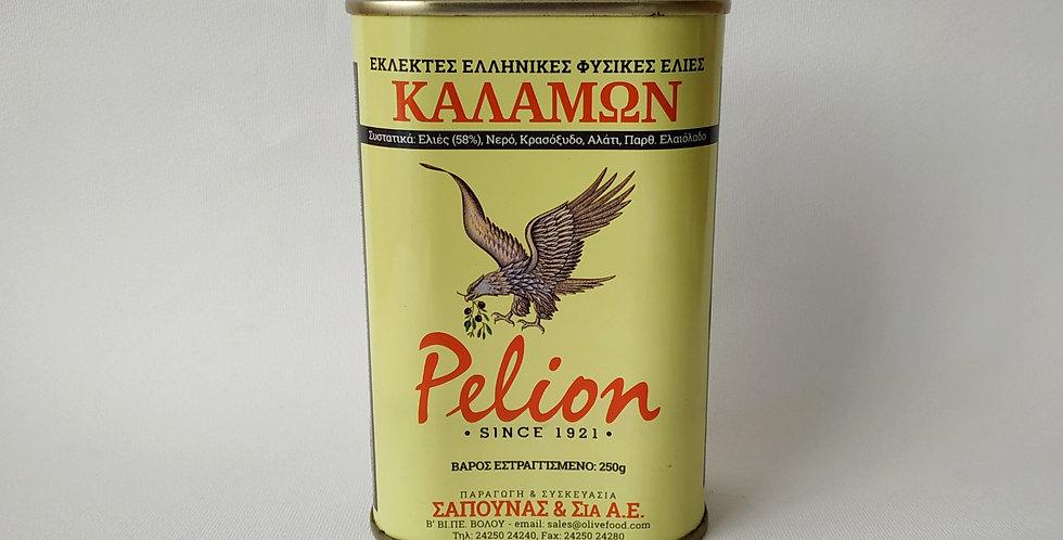 Εκλεκτές Ελληνικές Φυσικές Ελιές Καλαμών Pelion