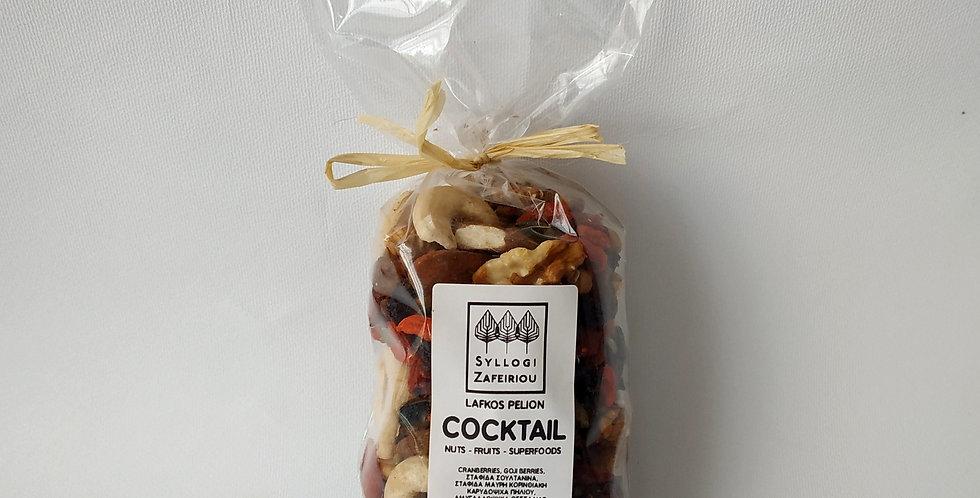 Cocktail mix: Ξηροί καρποί, Αποξηραμένα φρούτα, Superfoods