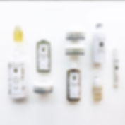 Eminence bottles and jars