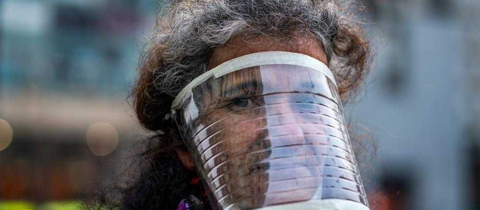 COVID LATAM: UN PROYECTO FOTOGRÁFICO PARA MOSTRAR LA PANDEMIA EN LATINOAMÉRICA.