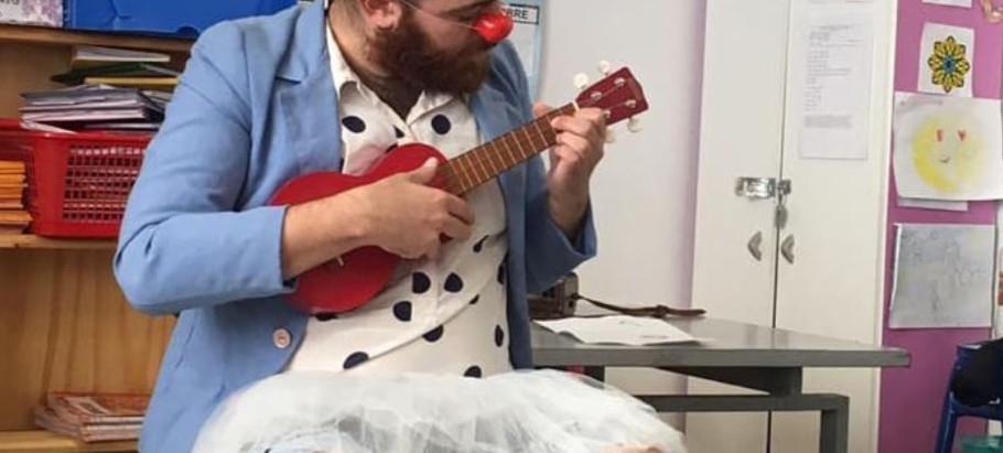 DOCENCIA EN CLAVE CLOWN O ALFABETIZAR EN  TIEMPOS DE PANDEMIA