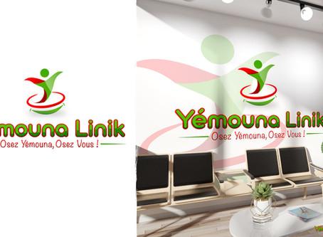 Création de logo pour Yémouna Linik
