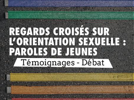 Regards croisés sur l'orientation sexuelle : parole de jeunes