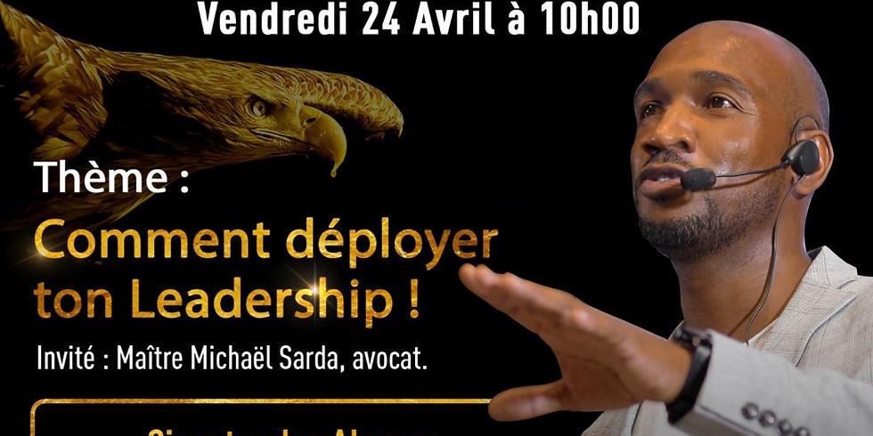 LA JOURNÉE DES LEADERS