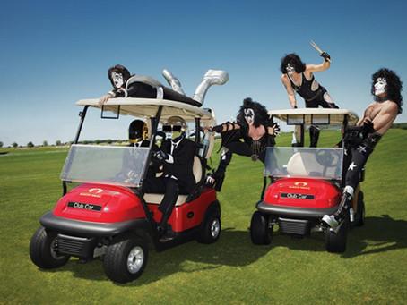 One Golfer's Music Conundrum