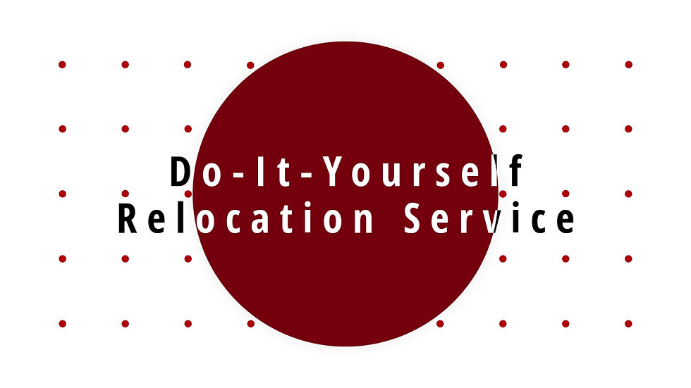 averto Do-It-Yourself Relocation