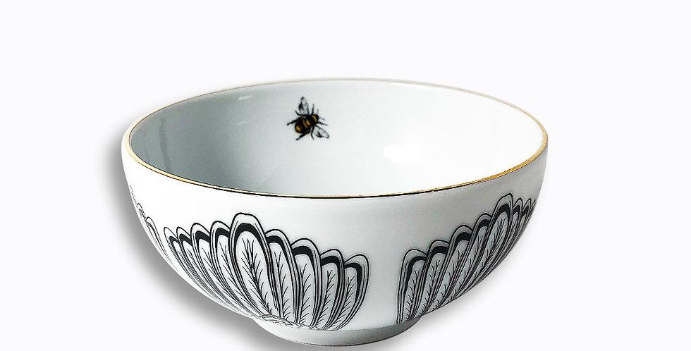 13 cm Arı Figürlü Çorba Kase