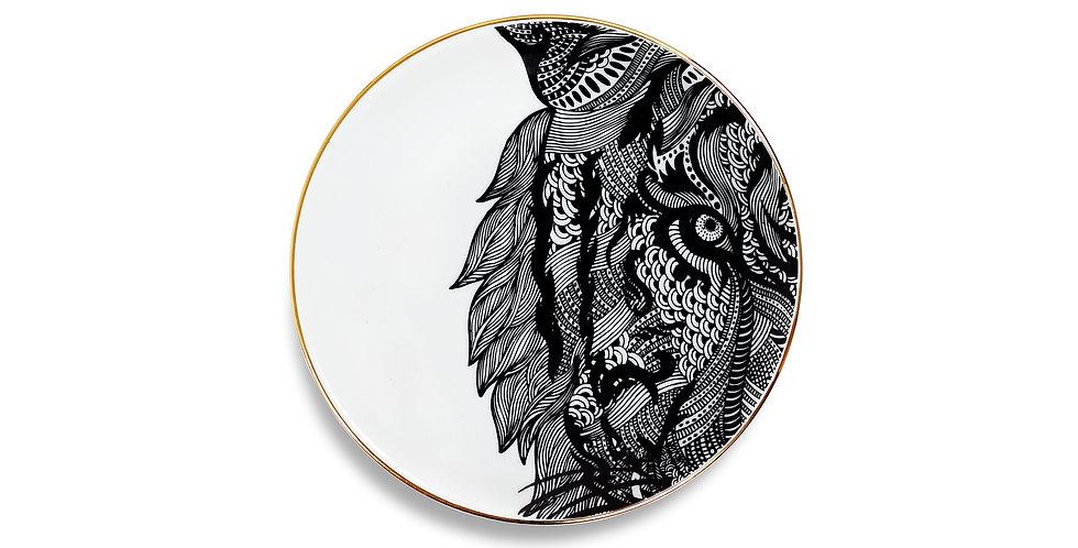 Bold Collection -17cm Ekmek Tabak