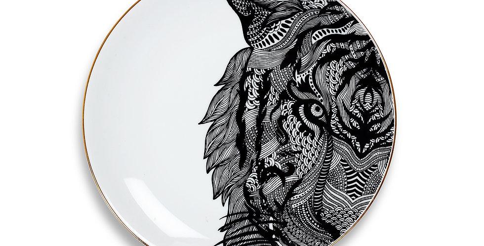 Bold Collection - 23cm Düz Tabak