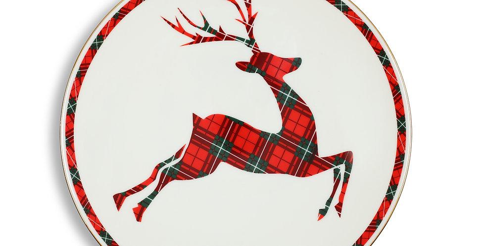 Dear Deer Collection 12'li Tabak Set (36 parça)