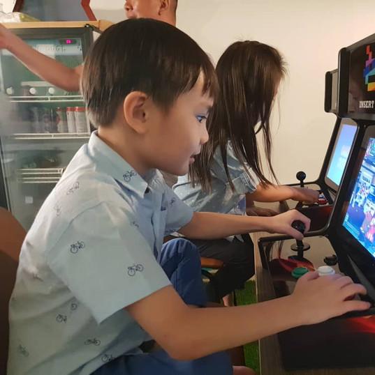 Kid game