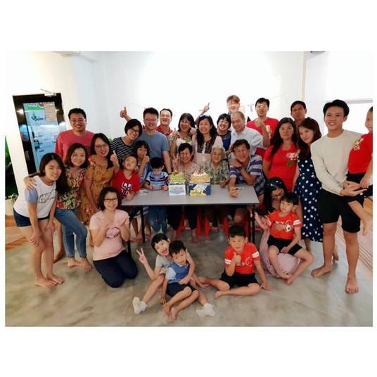 Family Gathring