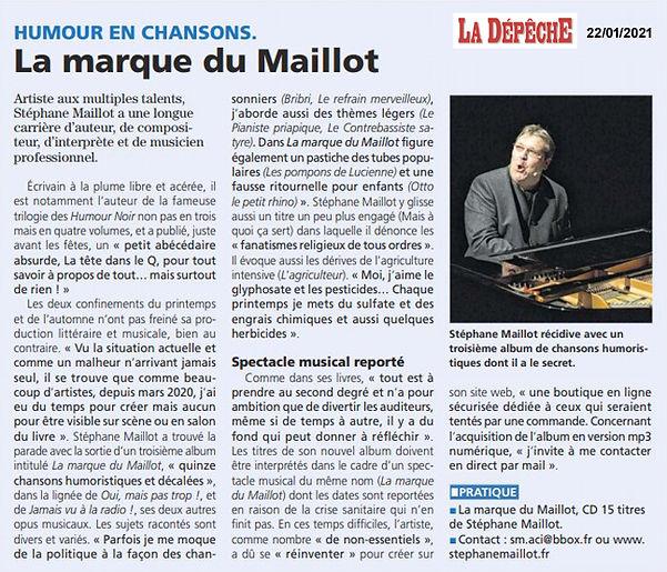 Article LA DEPECHE SM 22012021.jpg