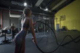 Rope övningar
