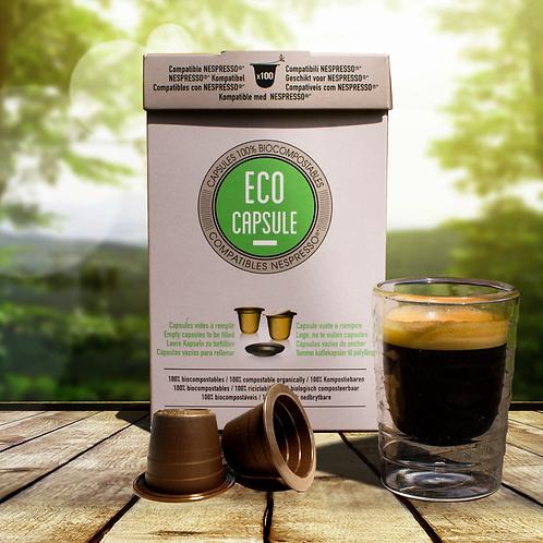 Eco capsule vide