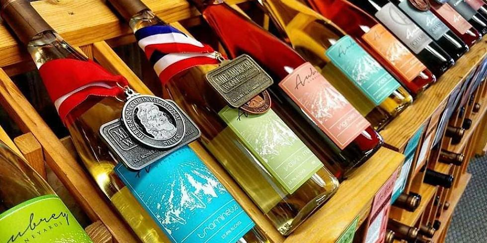 KCA Wine Tasting with Aubrey Vineyards