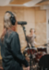 Live recording at Hillside Audio