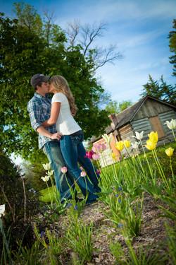 loving in the tulips