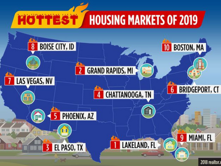Lakeland tops the housing market list at #1