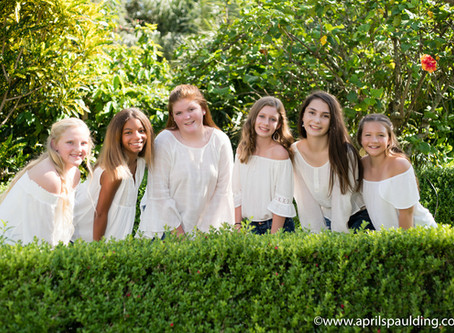 Tweens (the inbetween age) Portraits