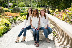Three tween girls sessions