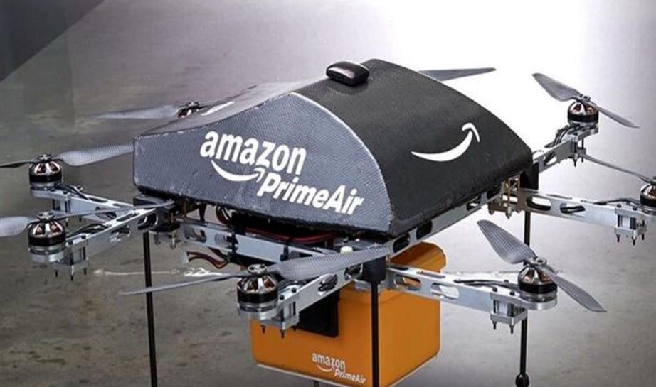 Amazon presenta dron para entregas inmediatas
