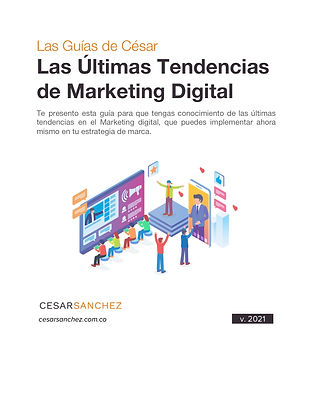 Las Últimas tendencias de Marketing Dig