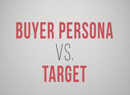 ¿Diferencias entre Buyer Persona y público objetivo?