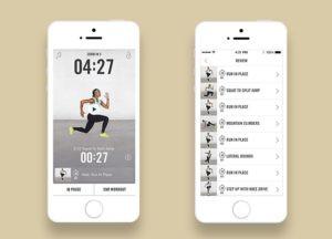 Haz ejercicio en compañía de tu móvil