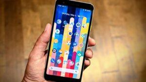 Google entra en el mundo de los Smartphone con realidad aumentada