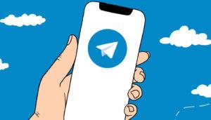 Nube en Telegram cómo sacarle provecho a nuestro Social Media
