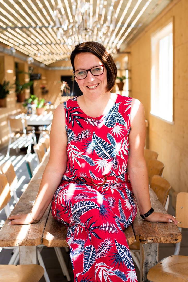 Profiel foto voor Gwendolyn Pieters