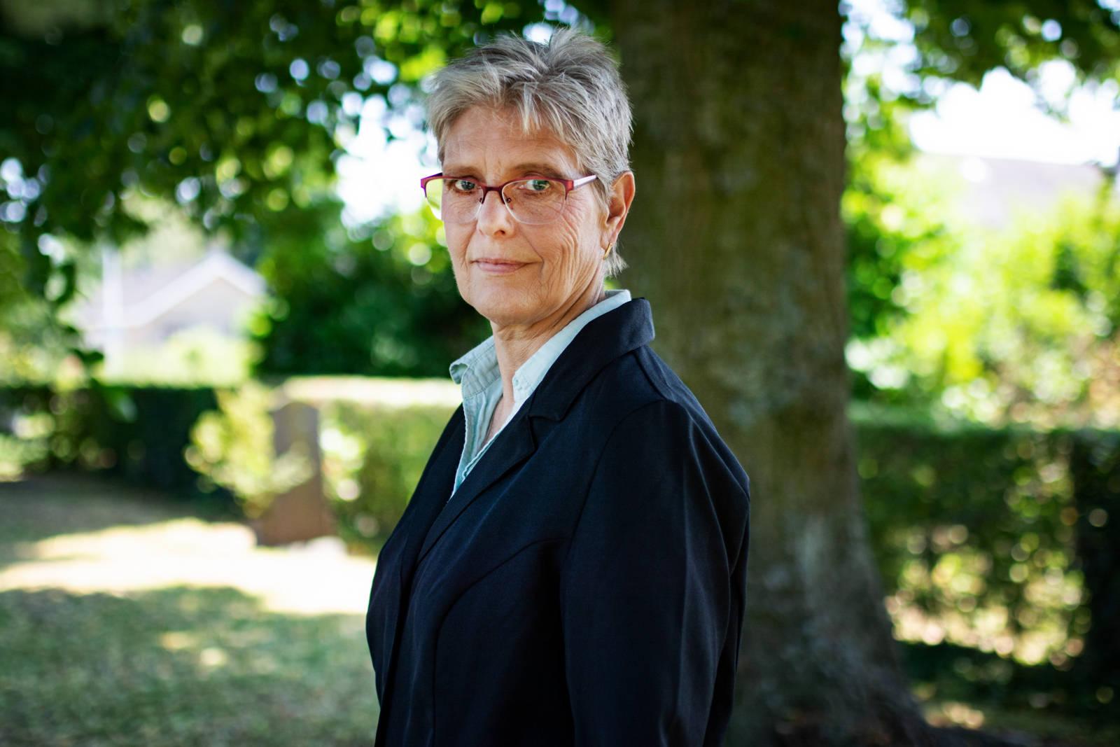 Website foto's voor Chantal van der Walle