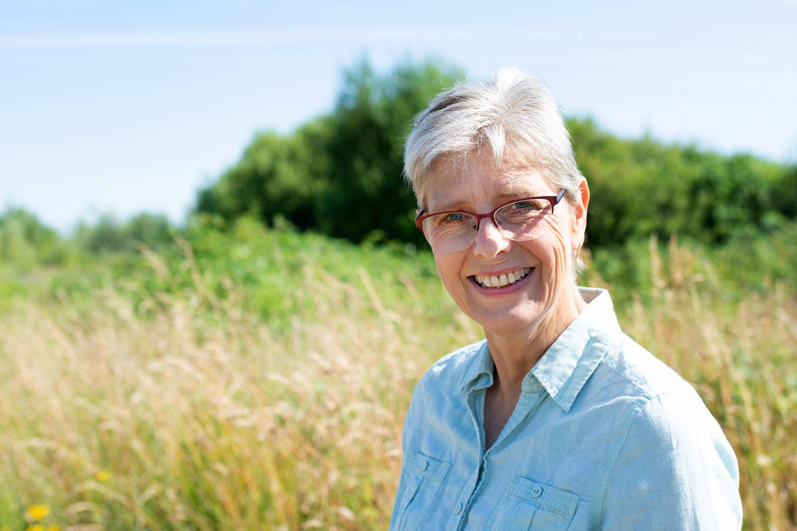 Website foto's voor Chantal van der Walle - Zakelijk portret Zeeland