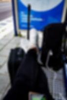Reizen mt het openbaarvervoer